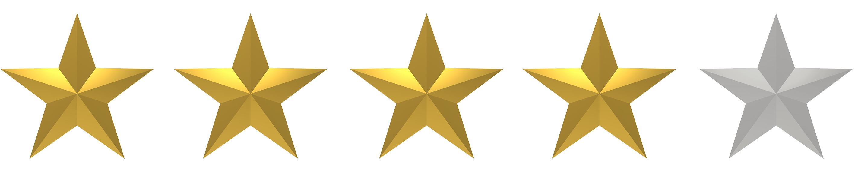 Resultado de imagem para 4 estrelas