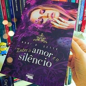 entre o amor e o silencio meu