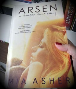Arsen Mia Asher Cover