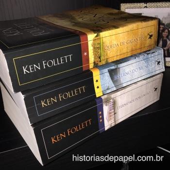Resultado de imagem para trilogia do século ken follett