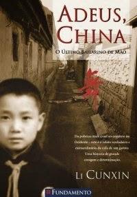Adeus China Li Cunxin