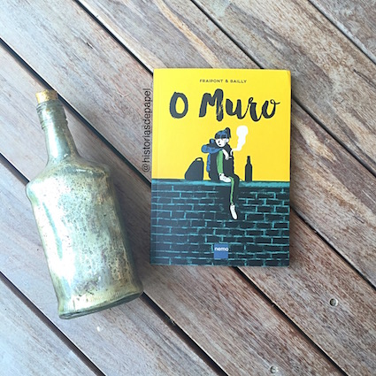 o muro graphic novel